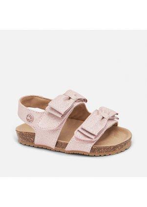 Sandálky s mašlí, Crystal