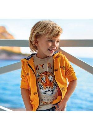 Tričko s tygrem, Quinoa