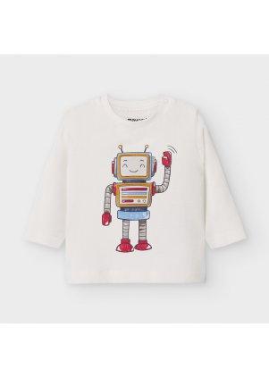 Tričko s robotem