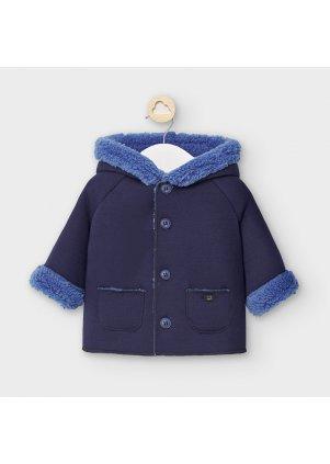 Kabátek s kožíškem