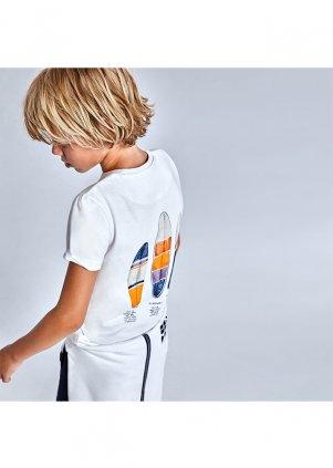Set trička a bavlněné šortky 3 ks, Ocean