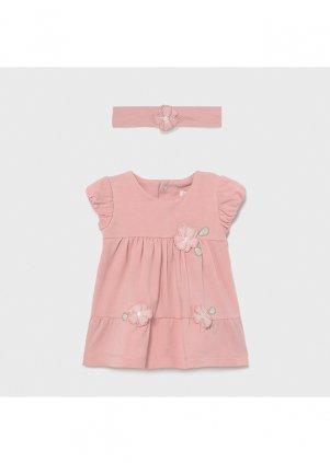Květinové šatičky, Pink