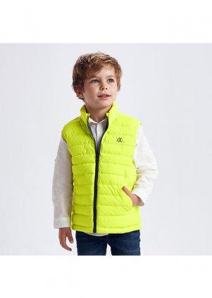 Polstrovaná vesta, Green