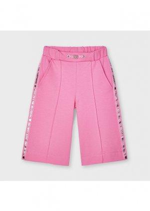 Široké teplákové kalhoty