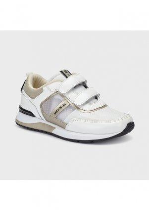 Sneakersy na suchý zip