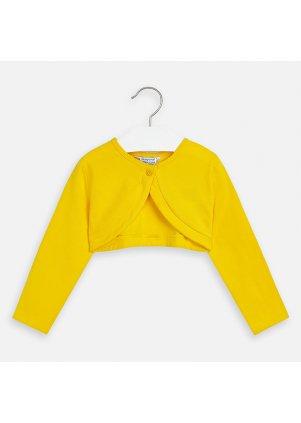 Bavlněný kardigan, Yellow