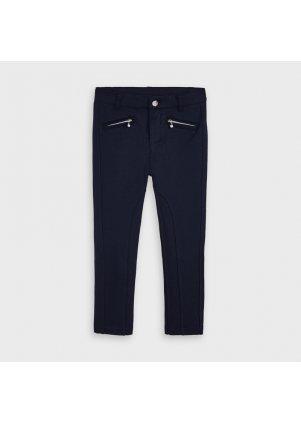 Kalhoty s kapsami na zip, Navy