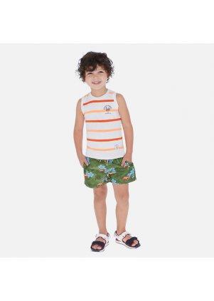 Koupací šortky s auty (Barva Indigo, Velikost 9)