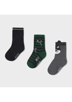 Ponožky set 3 kusy, SpanishFir