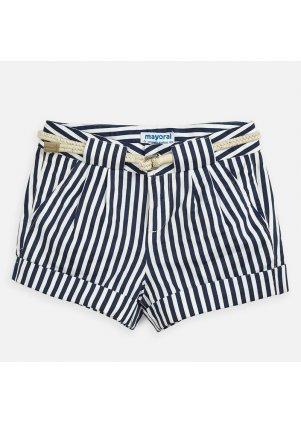 Pruhované šortky, Navy