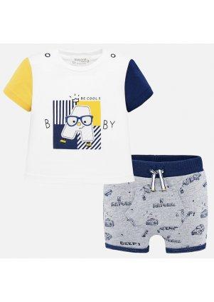 Setík tričko a šortky, Pineapple