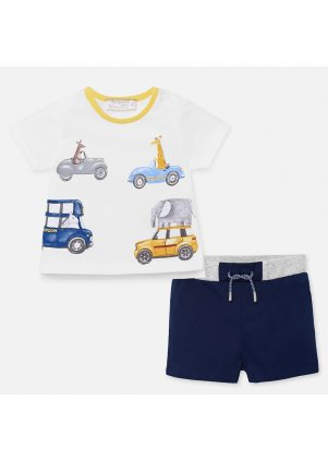 Setík tričko a šortky, Nautical