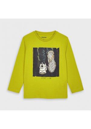 Tričko s dlouhým rukávem, Biolima