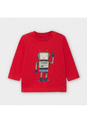 Tričko s robotem, Red