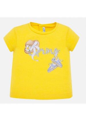 Tričko Spring, Yellow