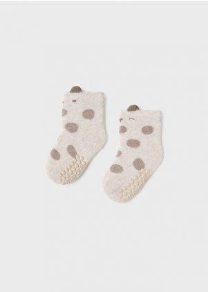 Protiskluzové ponožky, Cream vigo