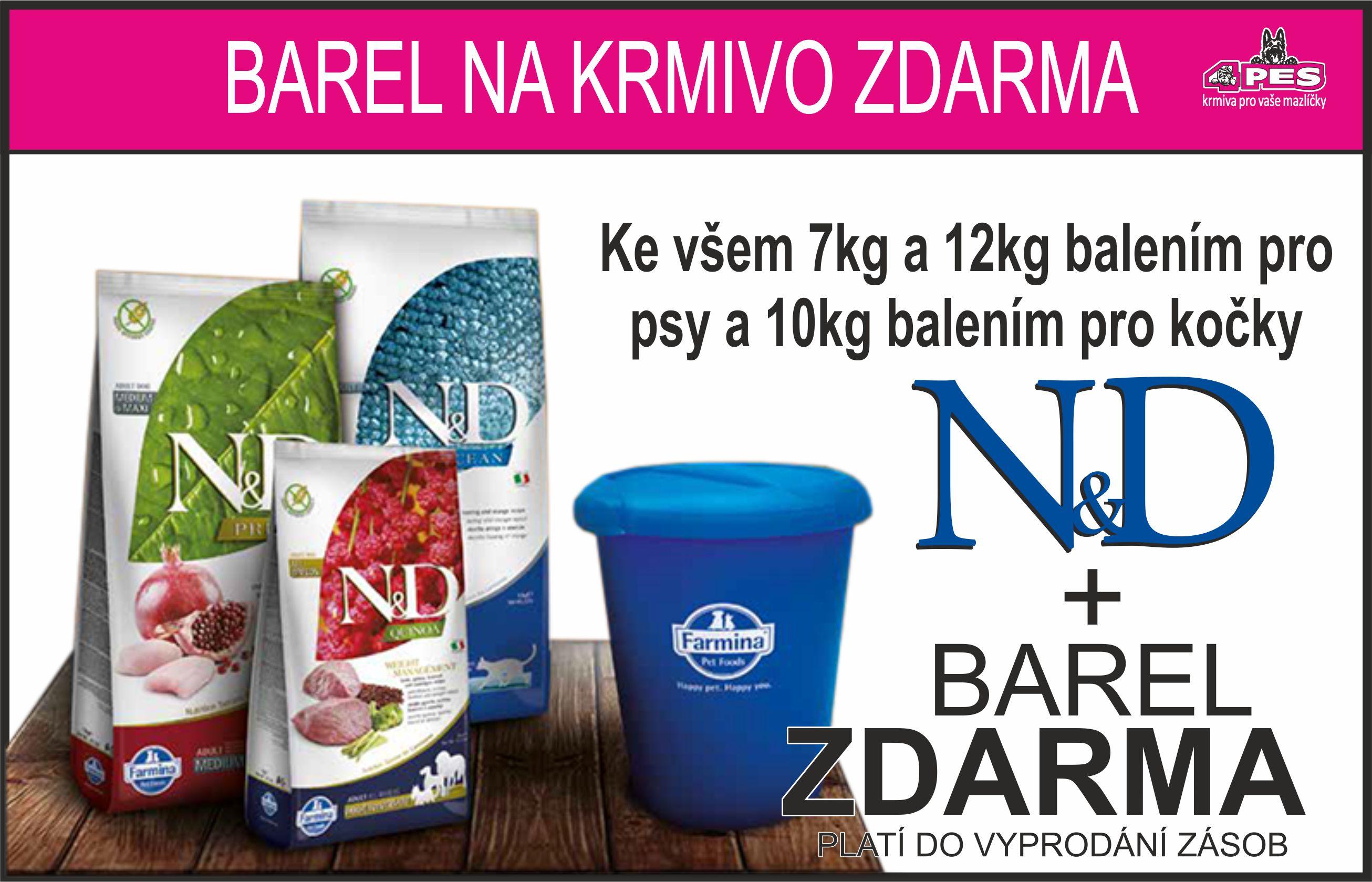 Barel Zdarma N&D