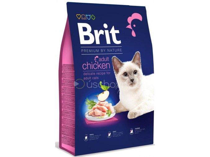 Granule pro kočky BRIT