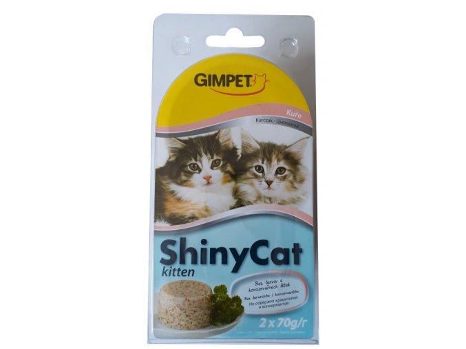 gimpet konzerva shiny cat kitten kure