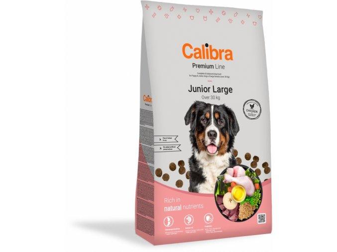 calibra dog premium line junior large