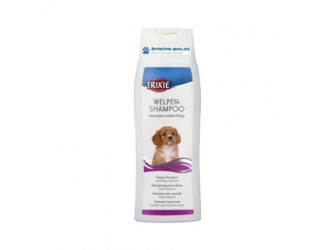 šampon pro štěňata