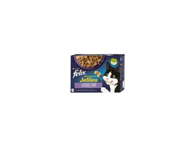 Felix kapsičky pro kočky