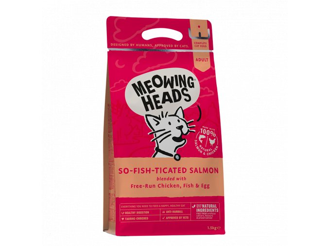 meowing heads so fish ticated salmon 4kg