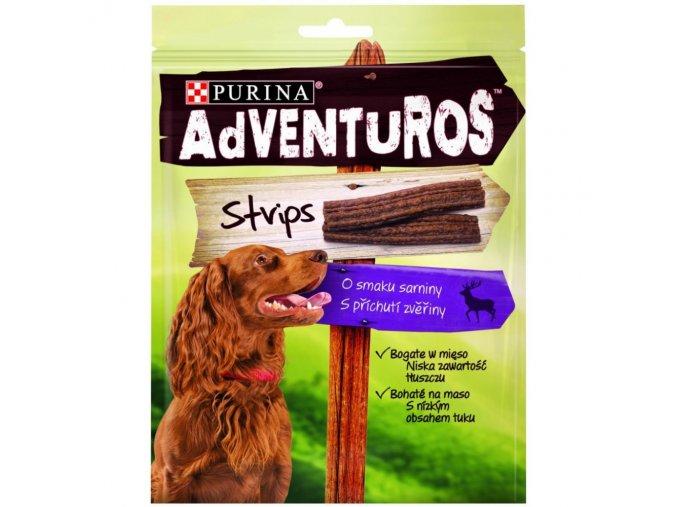 adventuros zvěřina