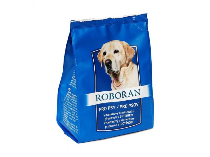 Roboran vitamíny pro psy