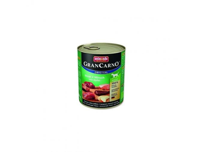 Animonda Gran Carno Adult jelení & jablko 800 g