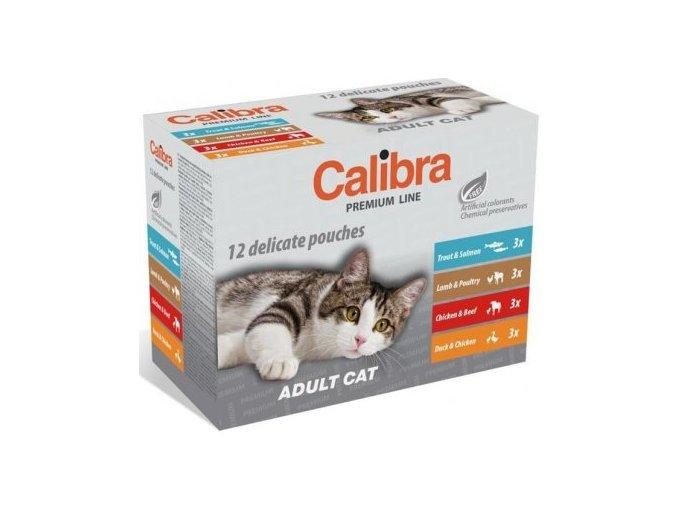 Calibra Cat Premium Adult 12 x 100 g