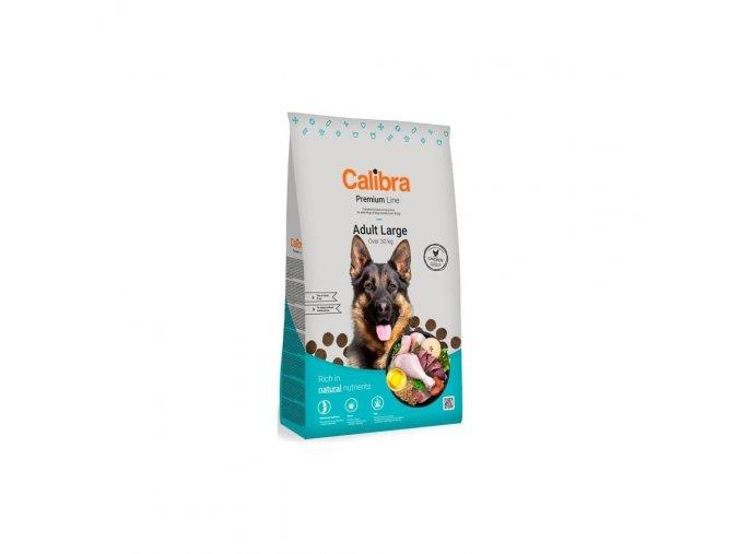 Calibra granule pro dospělé psy