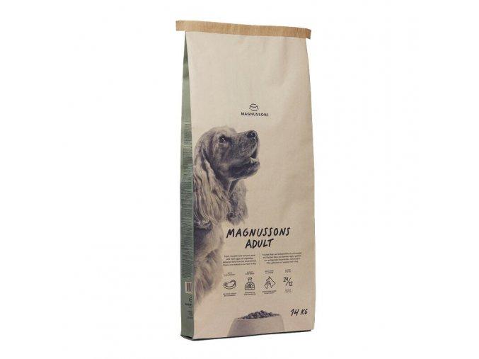 magnusson adult 14kg pečené granule