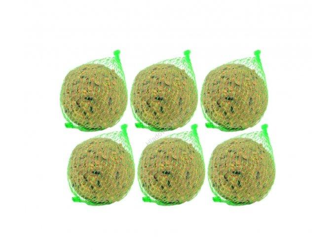 Lojové koule se semínky 6x90g Brapta
