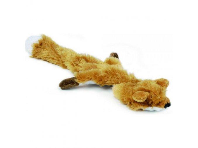 Skinneeez pes Liška pískací 38 cm