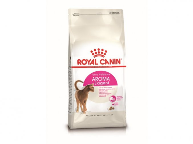 2832 royal canin exigent aromatic 10 kg