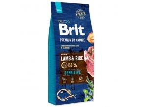 Granule Brit sensitive