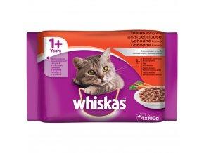 whiskas creamy soup 4 x 85g