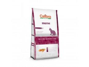 calibra sensitive salmon losos 2kg