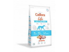 12kg calibra dog life adult large chicken