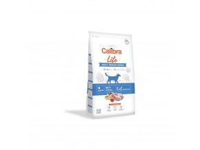 Calibra Dog Life Adult Medium Breed Chicken 2,5 kg