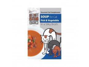 Polévka pro kočky
