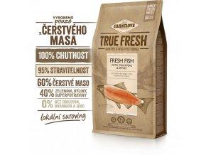 Carnilove TRUE FRESH FISH for Adult dogs 11,4 kg pro dosplělé psy všech plemen