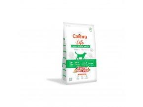 Calibra Dog Life Adult Medium Breed Lamb 2,5 kg krmivo pro psy