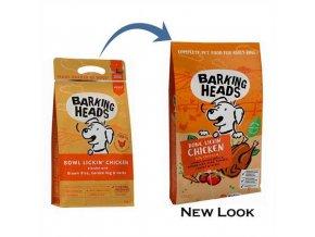 Barking Heads Bowl Lickin' Chicken 12 kg