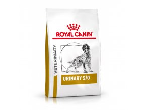 royal canin vhn dog urinary s o na močové kameny