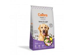 Calibra Dog Premium Line Senior&Light 12 kg