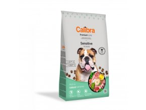 Calibra Dog Premium Sensitive NEW 12 kg pro psy s citlivým zažíváním