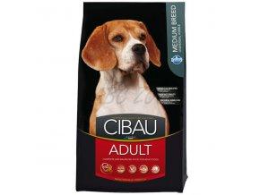Cibau Dog Adult 12 kg  + 2kg ZDARMA