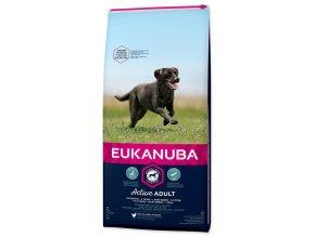 Eukanuba Adult Large Breed 15 kg pro dospělé psy velkých plemen